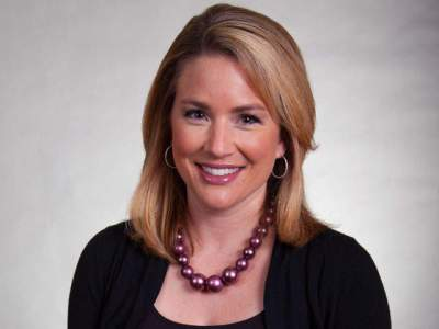 Emily Linnert, Wood TV 8 News Anchor
